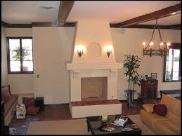 stucco and plaster fireplace photos in san go custom masonry