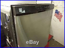 kenmore stainless steel dishwasher. pallet-kenmore 24 built-in dishwasher with powerwave spray-stainless steel, 13223 kenmore stainless steel (
