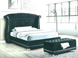 grey tufted bed frame – TRENDCRATE