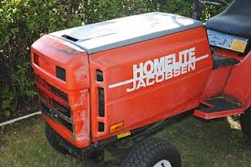 big ol jacobsen homelite mytractorforum com the friendliest click image for larger version 23 light sanding and ready for paint jpg views