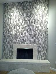 gas fireplace glass tile surround tiles gallery pictures