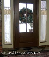 Front Doors : Door Ideas Front Door Shades Blinds Front Door ...
