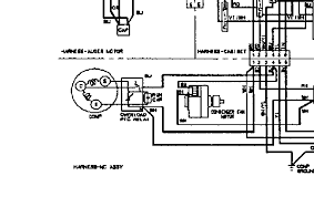 kenmore 26' side by side refrigerator parts model 59651673100 Fridge Relay Wiring you may be able to use that wiring diagram image to connect the wires if not, i recommend that you have a service technician connect the relay fridge relay wiring