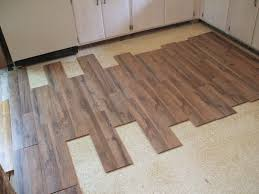 Wood Tile Floor Kitchen Flooring Options For Your Rental Home Which Is Best