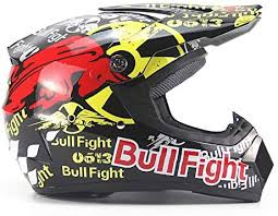 Personality <b>Four Seasons Motorcycle</b> Motocross Helmets Men And ...