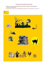 english teaching worksheets halloween stories english worksheets make your own halloween story contest