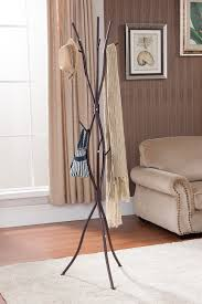 Coat And Hat Rack Stand Amazon Kings Brand Bronze Finish Metal Tree Branches Coat Hat 75