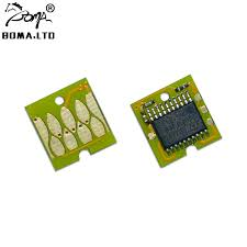 2 PC <b>T6193</b> 6193 Maintenance Tank <b>Chip For EPSON</b> Sure Color ...