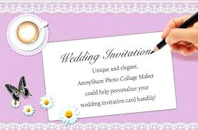 How To Make Online Wedding Invitation With Wedding Cards Designs