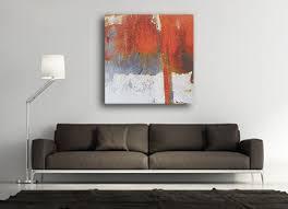 modern canvas art. Brown Canvas Art Modern O