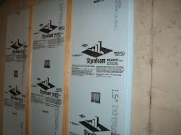 How To Insulate Your Basement - Insulating block walls exterior
