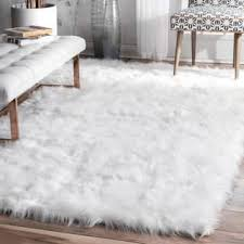 fluffy white area rug. White Fluffy Area Rug Popular Shag Rugs For Less Find Great Home Decor Deals In 1 U