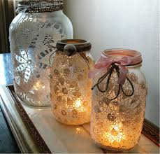 Decorative Things To Put In Glass Jars How Decorate Glass Jars Crafts With Bottles Ultramodern Icon 16