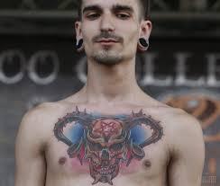 в киеве прошел международный фестиваль татуировки фоторепортаж униан