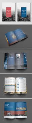 A Showcase Of Annual Report Brochure Designs To Check Out Naldz