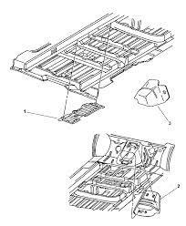 1997 dodge caravan heat shields exhaust
