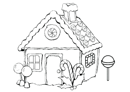 Gingerbread Coloring Pages Free Gingerbread Coloring Pages Candy For