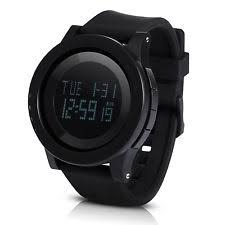 big face watch lifewit mens digital watch big face led sport waterproof watches for men