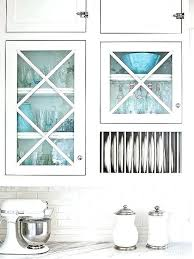 glass front cabinet doors best glass cabinet doors ideas on glass kitchen crisscross give glass front