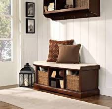 Contemporary Entry Bench Entryway Table Furniture Pics On  With Regard To Modern  Entryway Table (