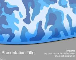 Free Military Powerpoint Templates