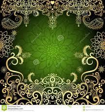 gold filigree graphics frames