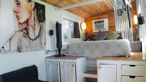 gooseneck tiny house. Bedroom Over Gooseneck - Terraform One By Tiny Homes House