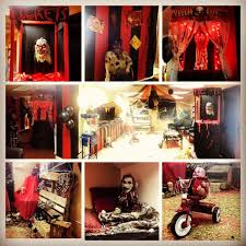 office halloween decorations scary. Office Halloween Decor. Scary CarnEvil Theme Decorations F