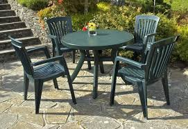 graceful patio chairs plastic 25 attractive table and white outdoor