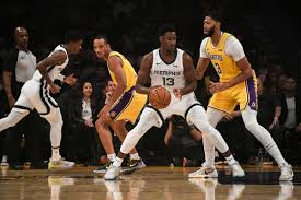 Report Card: Lakers defeat the Grizzlies 120-91 - Grizzly Bear Blues