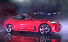2018 kia stinger. brilliant stinger 2018 kia stinger makes canadian debut in toronto cnw groupkia canada inc to kia stinger