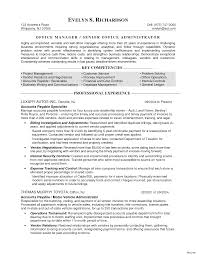 Resume For Office Assistant Hotel Front Desk Resume Examples With Pictures Supervisor Sample 95