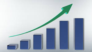 Rising Markets Growing Business Chart Stock Footage Video 100 Royalty Free 16721236 Shutterstock
