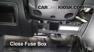 interior fuse box location honda civic honda interior fuse box location 2001 2005 honda civic 2003 honda civic si 2 0l 4 cyl