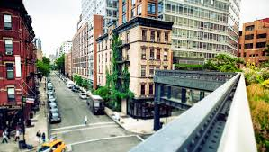 high line in nyc