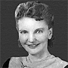 LAPLANTE IDA - Obituaries - Winnipeg Free Press Passages