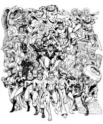 Small Picture Adult Superhero Squad Coloring Pages 30637 Bestofcoloringcom