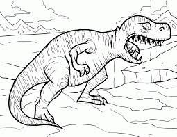 Small Picture Popular T Rex Coloring Pages ColoresKids Coloring Home