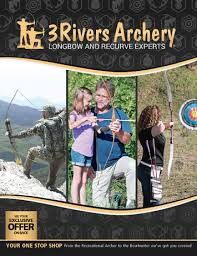 Request A 3rivers Archery Print Catalog