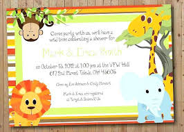 Free Printable Safari Birthday Invitations Safari Birthday Invitations Free Boy Jungle Birthday Invitations