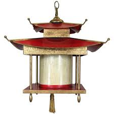 gorgeous lighting. at oriental style pagoda lantern one 75 watt edison bulb keyword search ceiling lights lighting sconces pendant chandelier sconce gorgeous