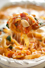 Simple Veggie Pasta Bake Get Inspired Everyday