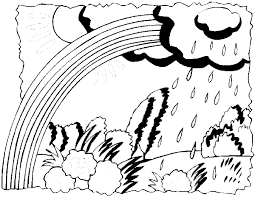 Small Picture April Showers Coloring Page Preschool