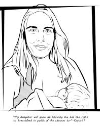 A Badass Feminist Coloring Book For