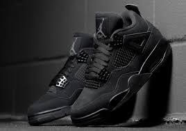 Air Jordan Retro 4 Black Cat Wallpapers ...
