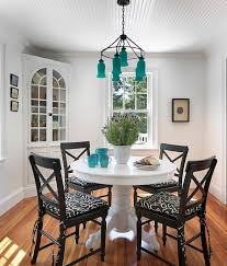 dining room furniture beach house. View In Gallery Beach Style Dining Room With Captivating Pops Of Turquoise Furniture House