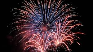 fourth of july 2021 fireworks and