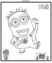 Small Picture dave the minion despicable me coloring pages1jpg 8271069 pixels