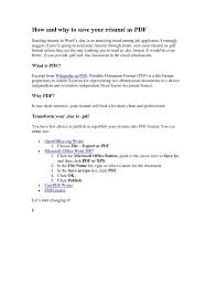 Brilliant Format Of Sending Resume Through Mail Resume Format Web