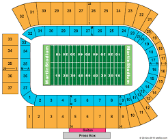 Cougar Stadium Seating Chart Martin Stadium Seating Chart Martin Stadium Pullman